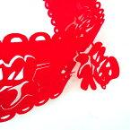 福の帯飾り垂れ幕型(春節飾り)