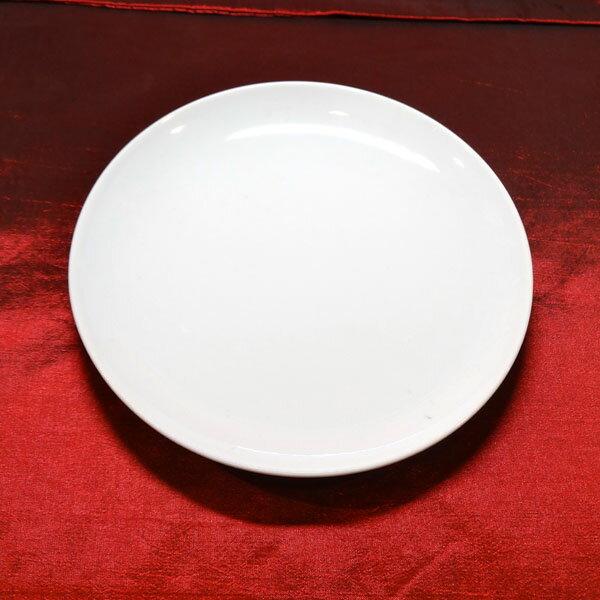メタ玉8吋中皿 21cm(平丸皿)