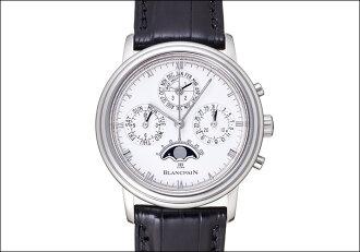 Blancpain classic perpetual calendar chronograph Ref.B5580-1127-A55