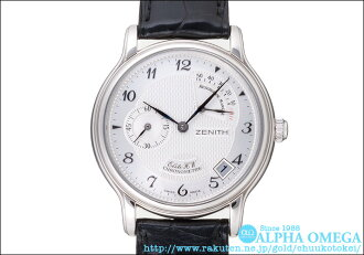 Zenith Chronomaster elite HW Ref.39.0240.655 2000 years back and forth (ZENITH CHRONOMASTER ELITE HW Ref.39.0240.655)