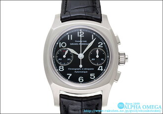 Girard Perregaux vintage 1960 スプリットセコンドクロノグラフ Ref.9012 black dial