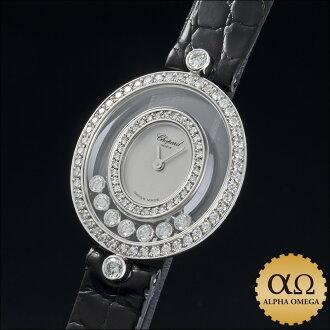ショパールハッピーダイヤモンドオーバル Ref.20/4292 WG/Di