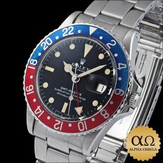 Rolex GMT Master Ref.1675 mark of Matt Canale 1 dial-1970