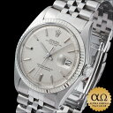 ロレックス [ROLEX] デイトジャスト メンズ腕時計ロレックス デイトジャスト Ref.1601 ホワイト...