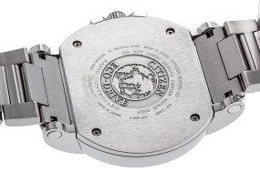 シチズンシリーズエイト804エコドライブ電波時計ダイレクトフライトRef.CNS72-0041H610-T015182ステンレス2009年【中古】【メンズ】