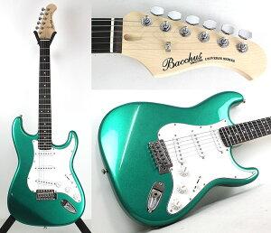 【送料無料】BACCHUS BST-1R GRM エレキギター バッカス ユニバースシリーズ ストラトタイプ