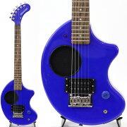FERNANDESZO-3BLUEZO3ミニギターブルーフェルナンデス製アンプ内蔵型ミニギターZO-3シリーズ
