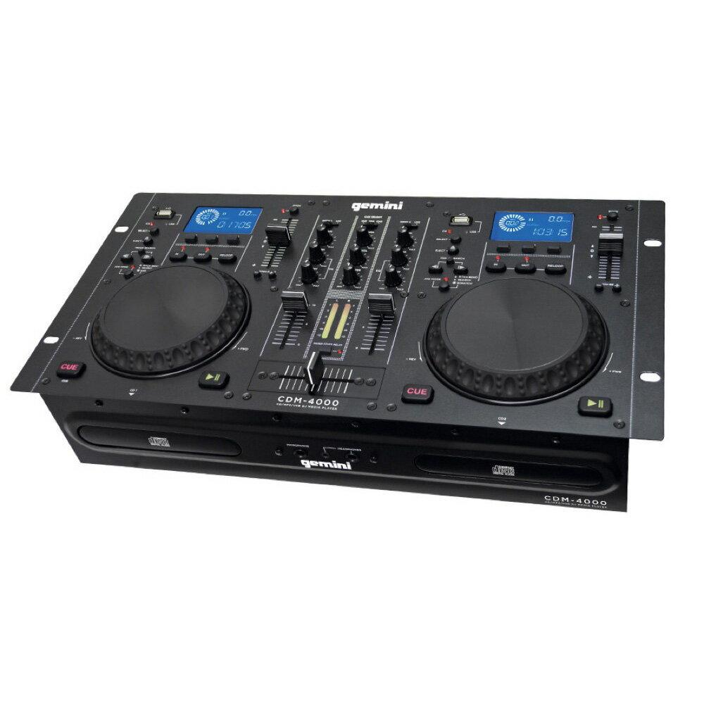 DJ機器, CDJプレーヤー GEMINI CDM-4000 CDJ