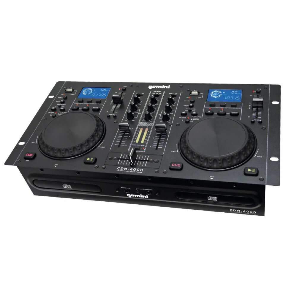 DJ機器, CDJプレイヤー GEMINI CDM-4000 CDJ