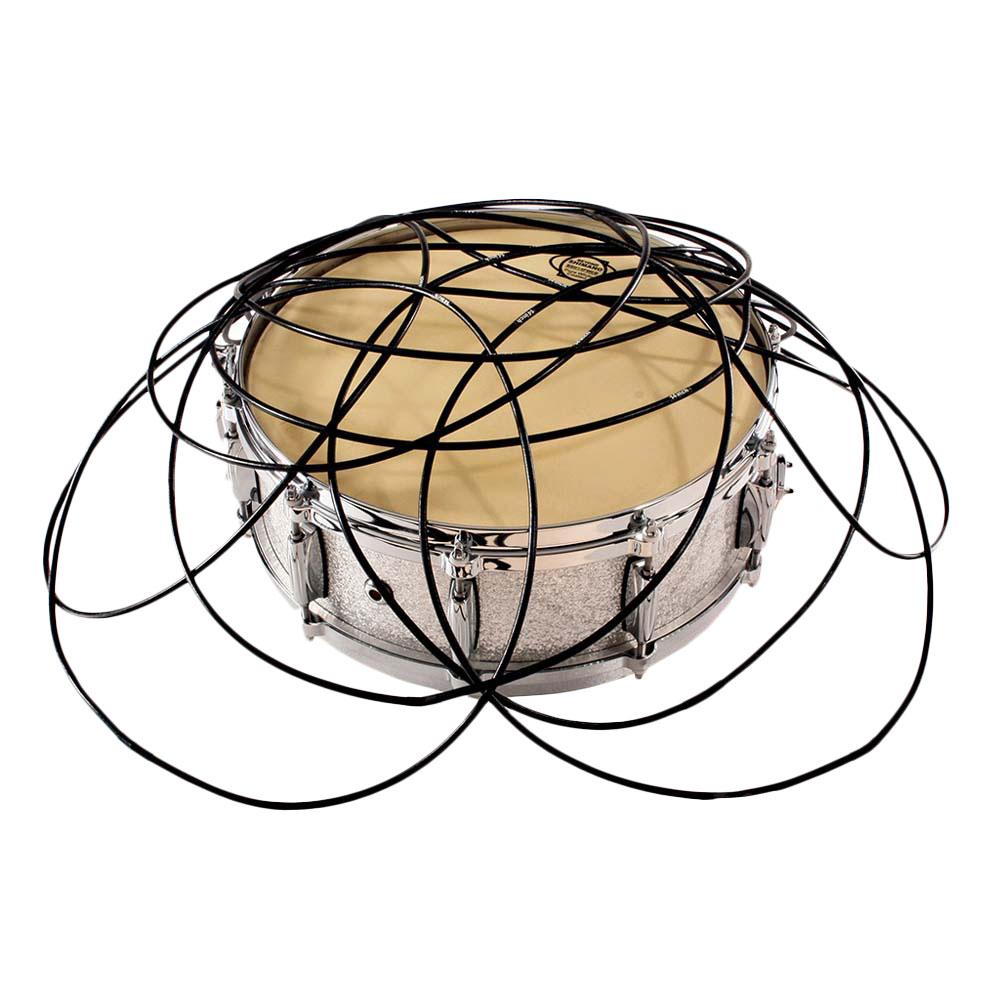 ドラム, その他 Beyond Shimano BSRR13D S6 Resonance Ring 13 6mm Thickness Black Round