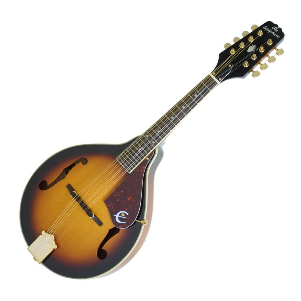 弦楽器, マンドリン Epiphone MM-30S A-Style Mandolin AS