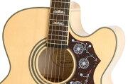 EpiphoneEJ-200SCENAエレクトリックアコースティックギター