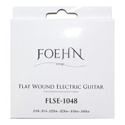FOEHNFLSE-1048FlatWoundElectricGuitarStringsEX.Light10-48フラットワウンドエレキギター弦