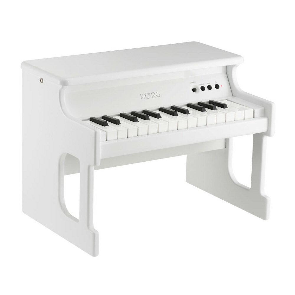 KORG tinyPIANO WH デジタルトイピアノ