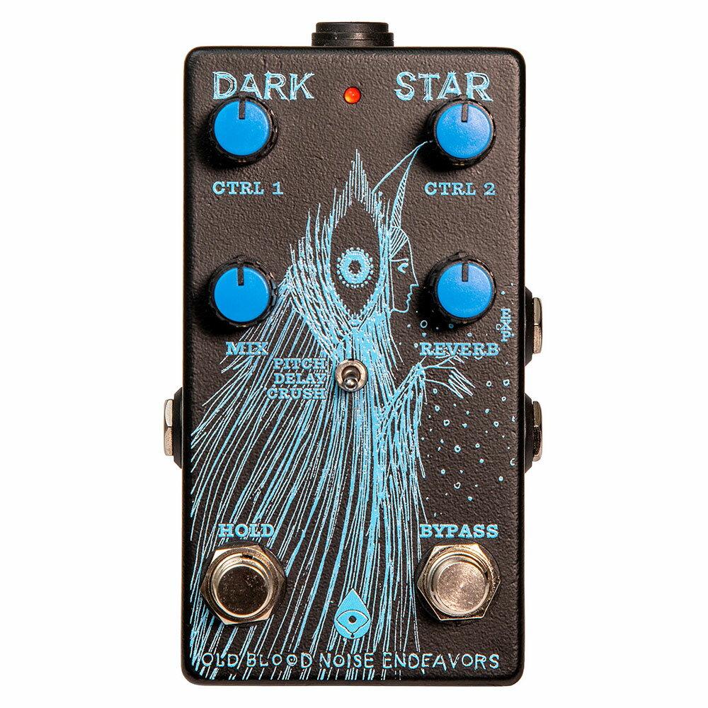 ギター用アクセサリー・パーツ, エフェクター Old Blood Noise Endeavors Dark Star Pad Reverb