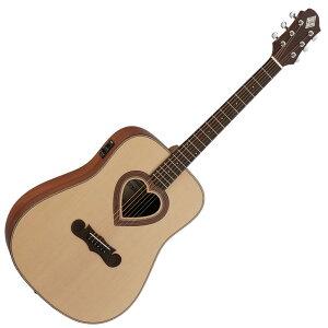 Zemaitis ZAD-100-E エレクトリックアコースティックギター