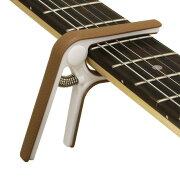 ARIAGC-12BRWギターカポタスト