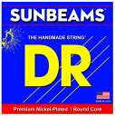 DR SUNBEAMS NMLR-45 MEDIUM-LITE エレキベース弦