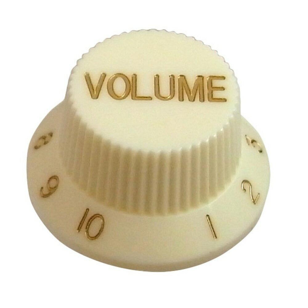 ギター用アクセサリー・パーツ, その他 Greco WS-STD Volume Knobs Aged White