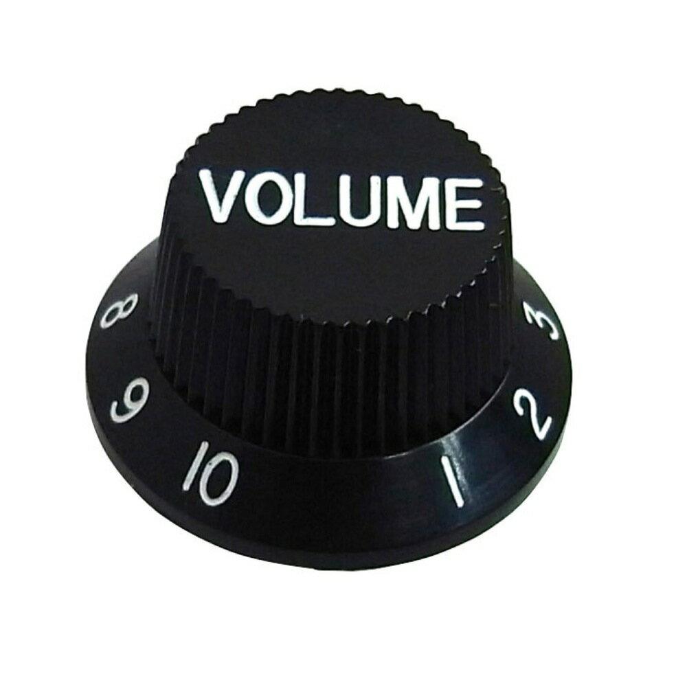 ギター用アクセサリー・パーツ, その他 Greco WS-STD Volume Knobs Black