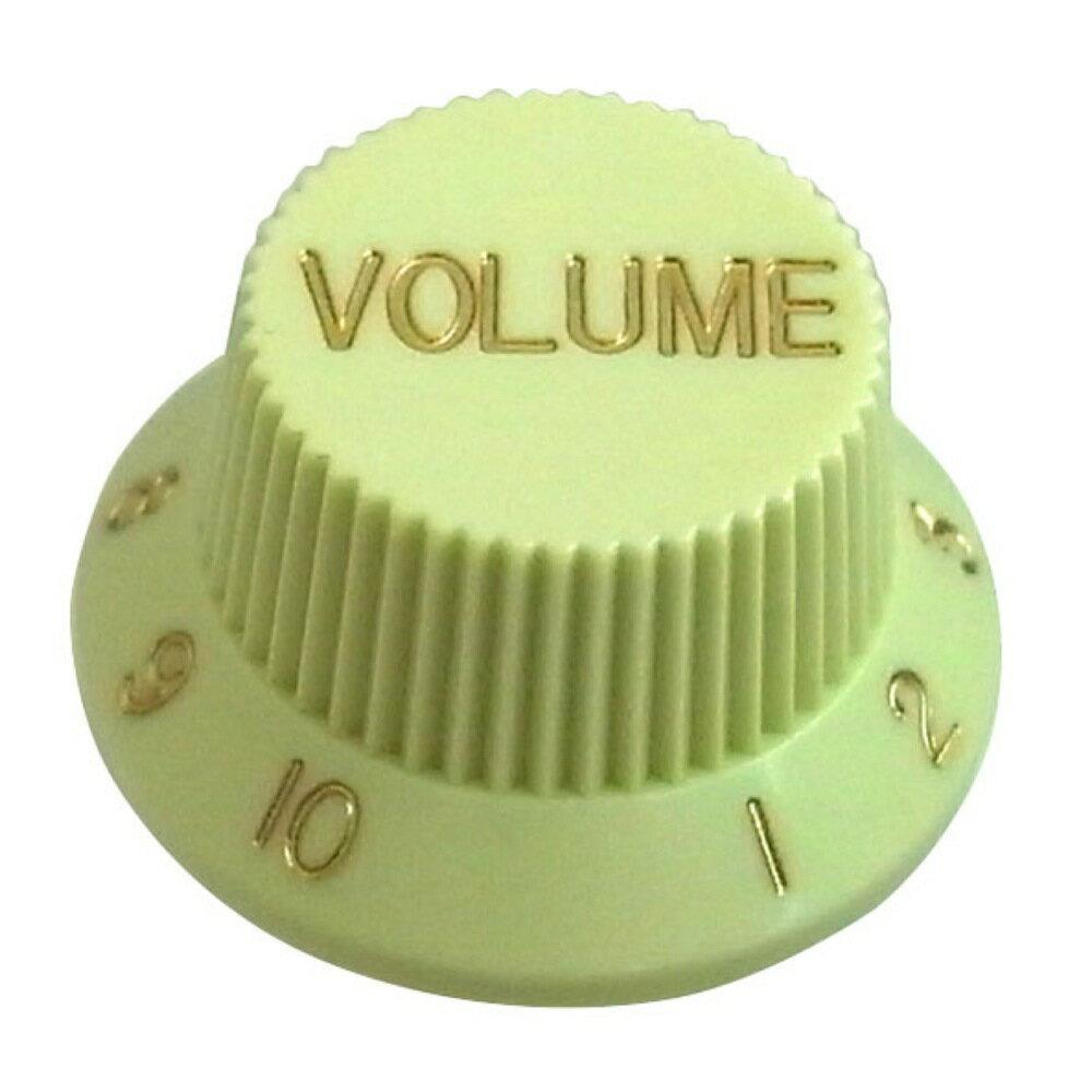 ギター用アクセサリー・パーツ, その他 Greco WS-STD Volume Knobs Mint Green