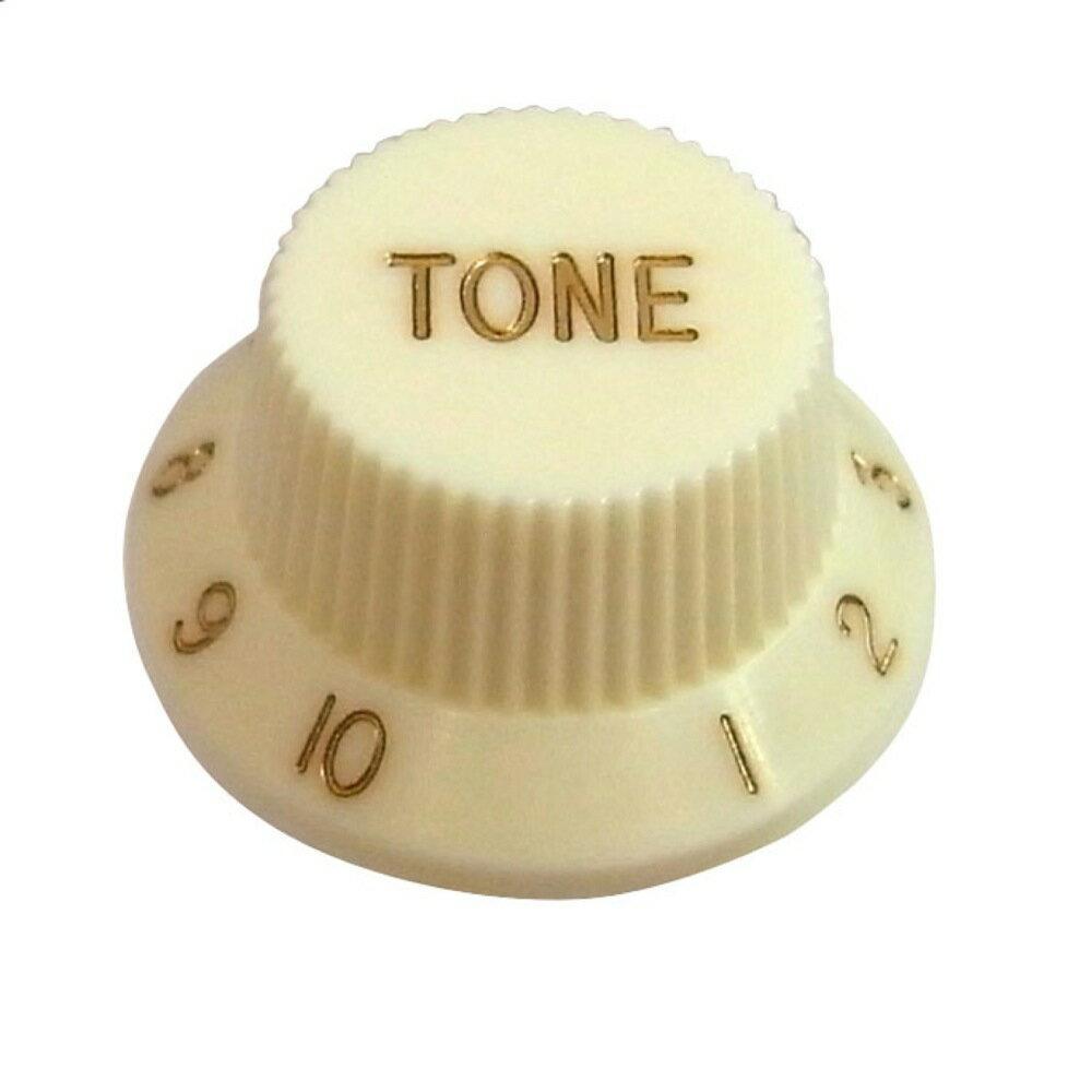 ギター用アクセサリー・パーツ, その他 Greco WS-STD Tone Knobs Aged White