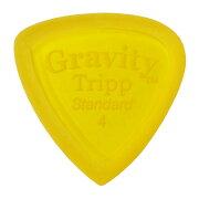 GRAVITYGUITARPICKSTripp-StandardMasterFinish-GTRS4M4.0mmYellow�ԥå�