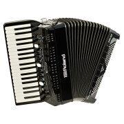 RolandFR-4XBKV-Accordionブラックデジタルアコーディオンピアノ鍵盤タイプ