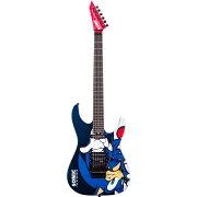 ESPxSONICSN-25THSONICTHEHEDGEHOGGUITAR-IIAnniversaryModelエレキギター