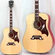 GibsonDoveACVOSL.R.BaggsAnthemピックアップ搭載エレクトリックアコースティックギター