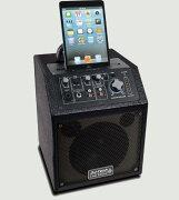 DJ-TechCube66BT小型充電式簡易PAシステム