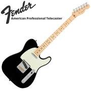 FenderAmericanProfessionalTelecasterBLKMNエレキギター