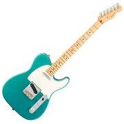 FenderAmericanProfessionalTelecasterMYSTSEAFOAMMNエレキギター