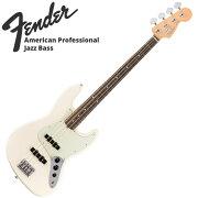 FenderAmericanProfessionalJazzBassOWTRWエレキベース