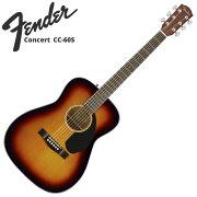 FenderCC-60S3TSアコースティックギター