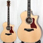 Taylor814ceES2JPNLTDエレクトリックアコースティックギター【中古】