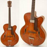 EastmanAR-403CEVintageFinishViolinRedフルアコースティックギター