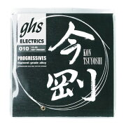 GHSPRKON010-046ProgressivesTsuyoshiKonSignatureStrings今剛シグネイチャーエレキギター弦
