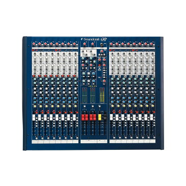 Soundcraft LX7 II 16ch アナログミキサー