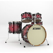 """TAMAVP52KRS-TRBSilverstar22""""バスドラムシェルキットドラムセット"""