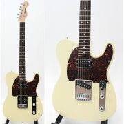 ProvisionTE#002VWH艶消しchuya-orderUnderscoreseriesエレキギター