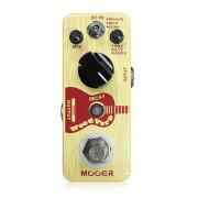 MooerWoodVerbアコースティック用リバーブギターエフェクター