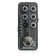 MooerMicroPreamp010プリアンプギターエフェクター