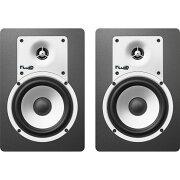 【予約受付中】FluidAudioC5BT40W(20W+20W)ブラックモニタースピーカーBluetooth対応