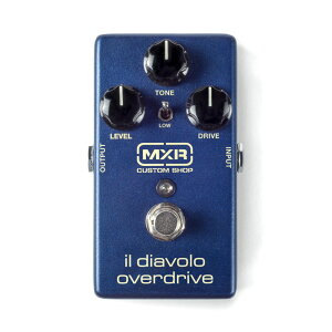 MXR CSP036 Il Diavolo Overdrive オーバードライブ