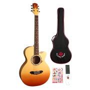 GYPSYROSEGRA1KCMBアコースティックギター