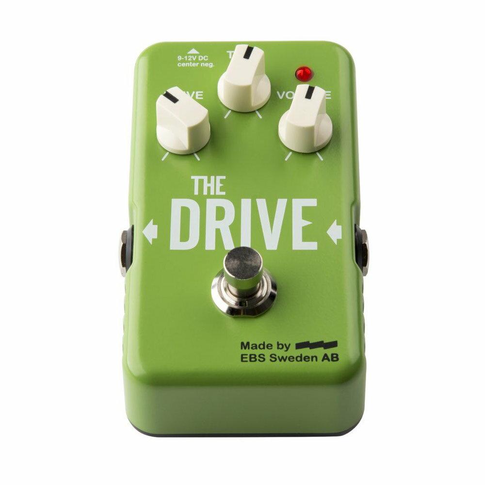 ギター用アクセサリー・パーツ, エフェクター EBS The Drive