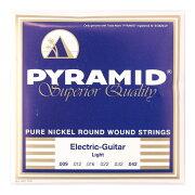 PYRAMIDSTRINGSEGPureNickel009-042エレキギター弦