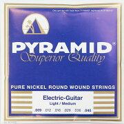 PYRAMIDSTRINGSEGPureNickel009-046エレキギター弦