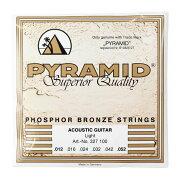 PYRAMIDSTRINGSAGphosphorBronze012-052アコースティックギター弦